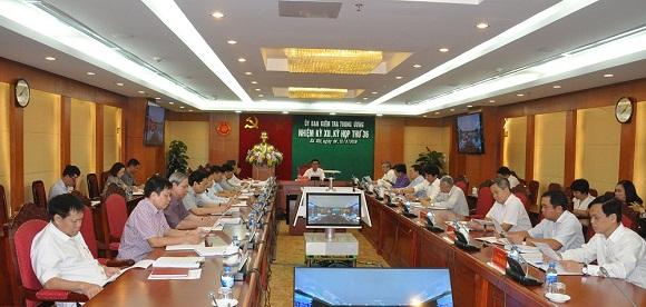 Đề nghị Bộ Chính trị kỷ luật Đô đốc Nguyễn Văn Hiến - 1