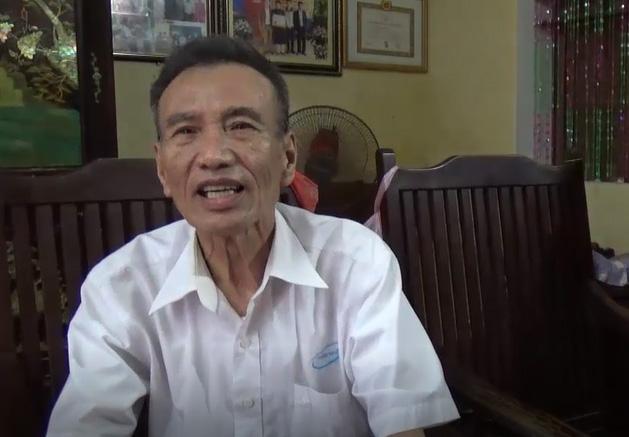 """Ông lão 70 tuổi Hưng Yên dùng cách """"lạ"""" đánh bay đờm, ho, khó thở - 1"""