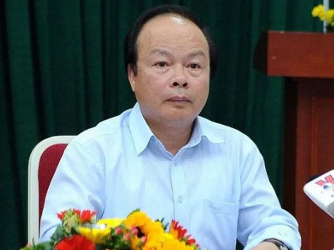 Thứ trưởng Huỳnh Quang Hải bị kỷ luật cảnh cáo do vi phạm phẩm chất đạo đức, lối sống - 1