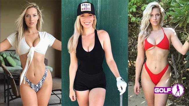 Câu chuyện về golf thủ Paige Spiranac từng bị chửi bới và doạ giết vì ăn mặc sexy trên sân, được nhiều người biết tới.
