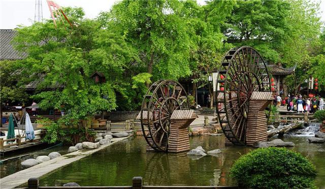 """Thị trấn """"nhẵn mặt"""" trong hơn 100 bộ phim cổ trang Trung Quốc - 1"""