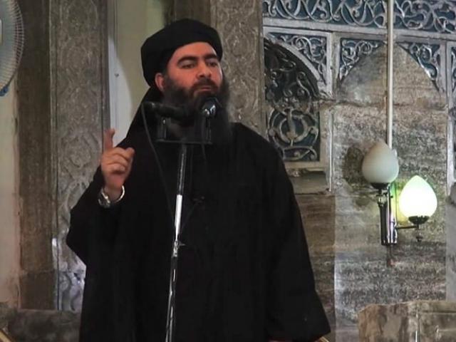 Hé lộ đường hầm tối tăm nơi thủ lĩnh IS Al-Baghdadi đang trốn chui trốn lủi