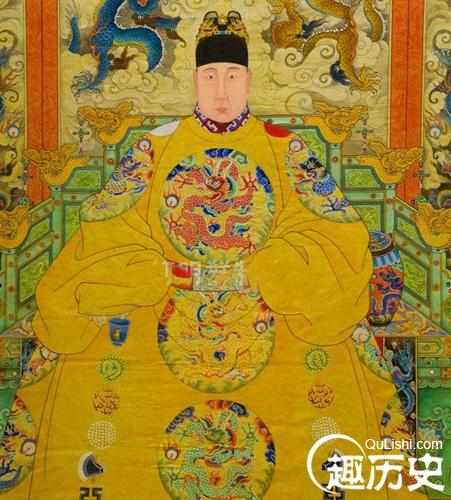 Vị hoàng đế Trung Hoa đầy tham vọng bị người thân làm cho chết cay đắng? - 1