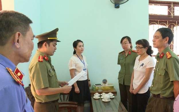 """Công bố lời khai của """"át chủ bài"""" trong đường dây sửa điểm thi ở Sơn La - 1"""