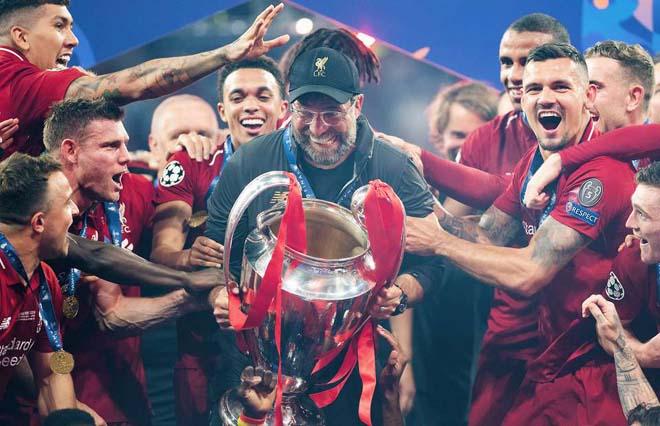 Lời nguyền Cúp C1: HLV Klopp sẽ rời Liverpool như Mourinho - Zidane? - 1