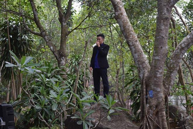 Thầy giáo Thanh Hóa vượt núi truyền động lực cho hàng trăm sỹ tử Sài Thành - 1