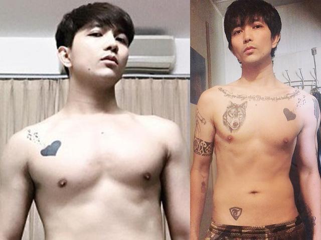Hình ảnh ca sĩ Tim sụt 18kg vì trầm cảm, chán ăn sau ly hôn Trương Quỳnh Anh - 1