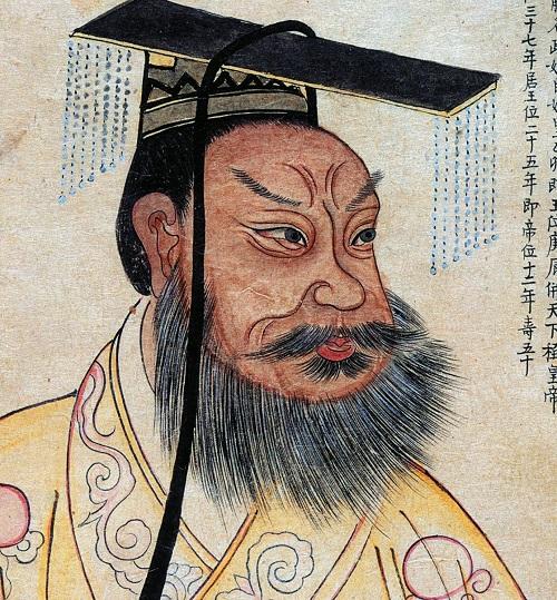 Nhìn lại về Tần Thủy Hoàng - hoàng đế Trung Hoa tạo nên đội quân đất nung - 1