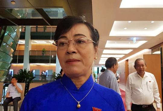 Bà Nguyễn Thị Quyết Tâm: Đã có kết luận về vi phạm của ông Đoàn Ngọc Hải - 1