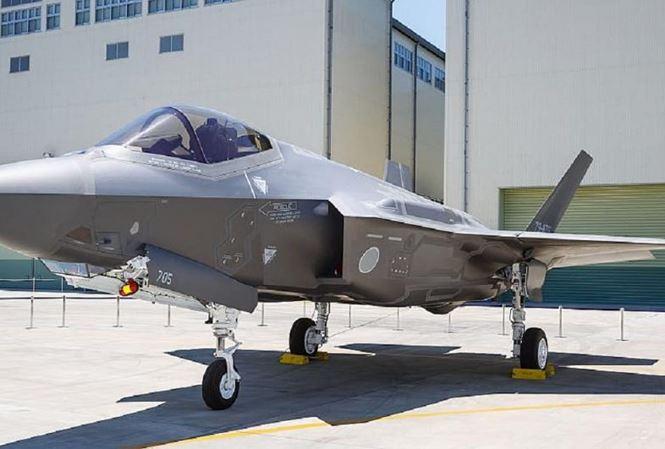Nhật Bản 'tháo xích' cho phi đội F-35 sau tai nạn chết người - 1