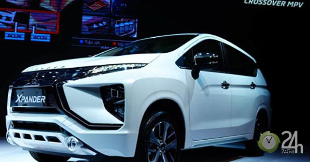 Bảng giá xe Mitsubishi XPander 2019 lăn bánh - Đường đua xe giảm giá ngày càng khốc liệt