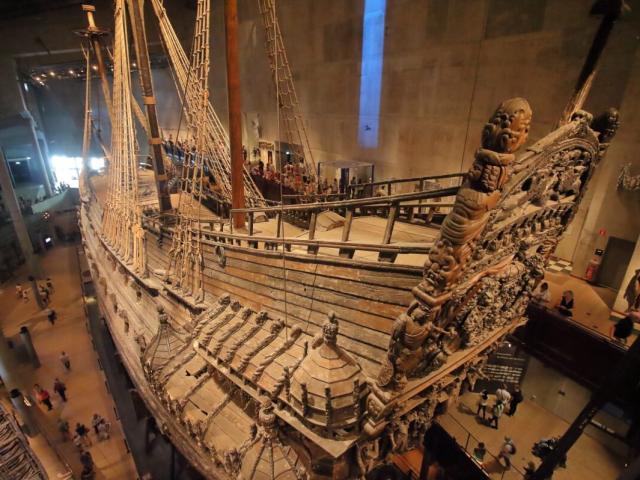 Tàu chiến nặng hơn nghìn tấn vẫn nguyên vẹn dưới đáy biển sau hàng trăm năm