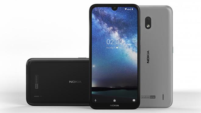 Nokia 2.2 trình làng với màn hình giọt nước, giá rẻ bất ngờ - 1
