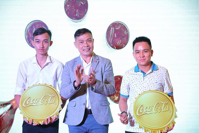 Làm giàu không khó: Rinh ngay 5 lượng vàng từ Coca-Cola! - 1