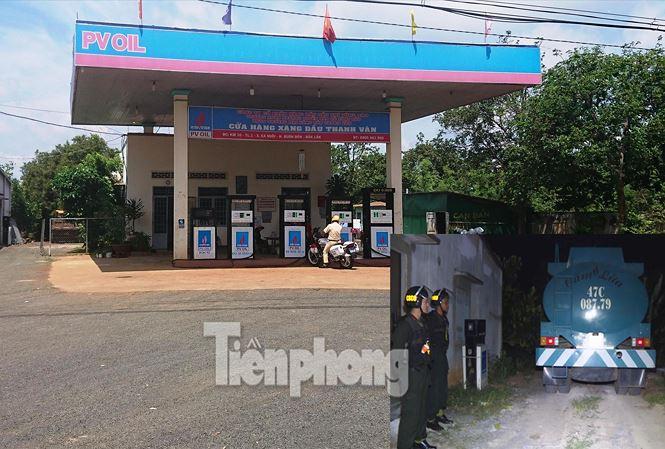 Vụ xăng dầu giả Đắk Nông: Cái bóng của đại gia Trịnh Sướng - 1