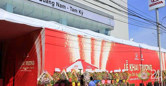 Honda Việt Nam khai trương đại lý tại Quảng Nam – Tam Kỳ, mở rộng thị trường khu vực miền Trung