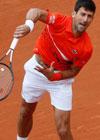 """Trực tiếp bán kết Roland Garros, Djokovic - Thiem: """"Hoàng tử"""" quyết gây sốc Nole - 1"""
