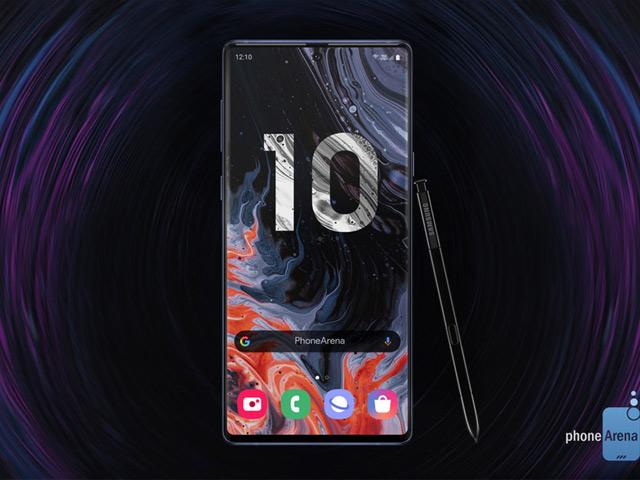 NÓNG: Tiết lộ đầu tiên về giá Galaxy Note 10
