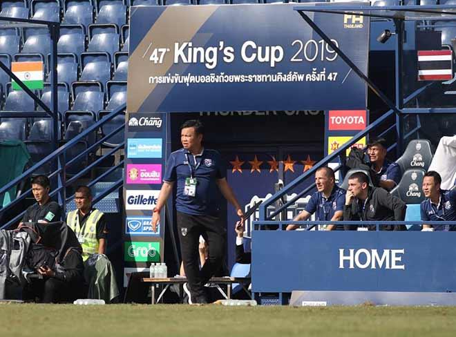 Thái Lan về bét King's Cup: HLV xin lỗi CĐV, vẫn mơ về World Cup - 1