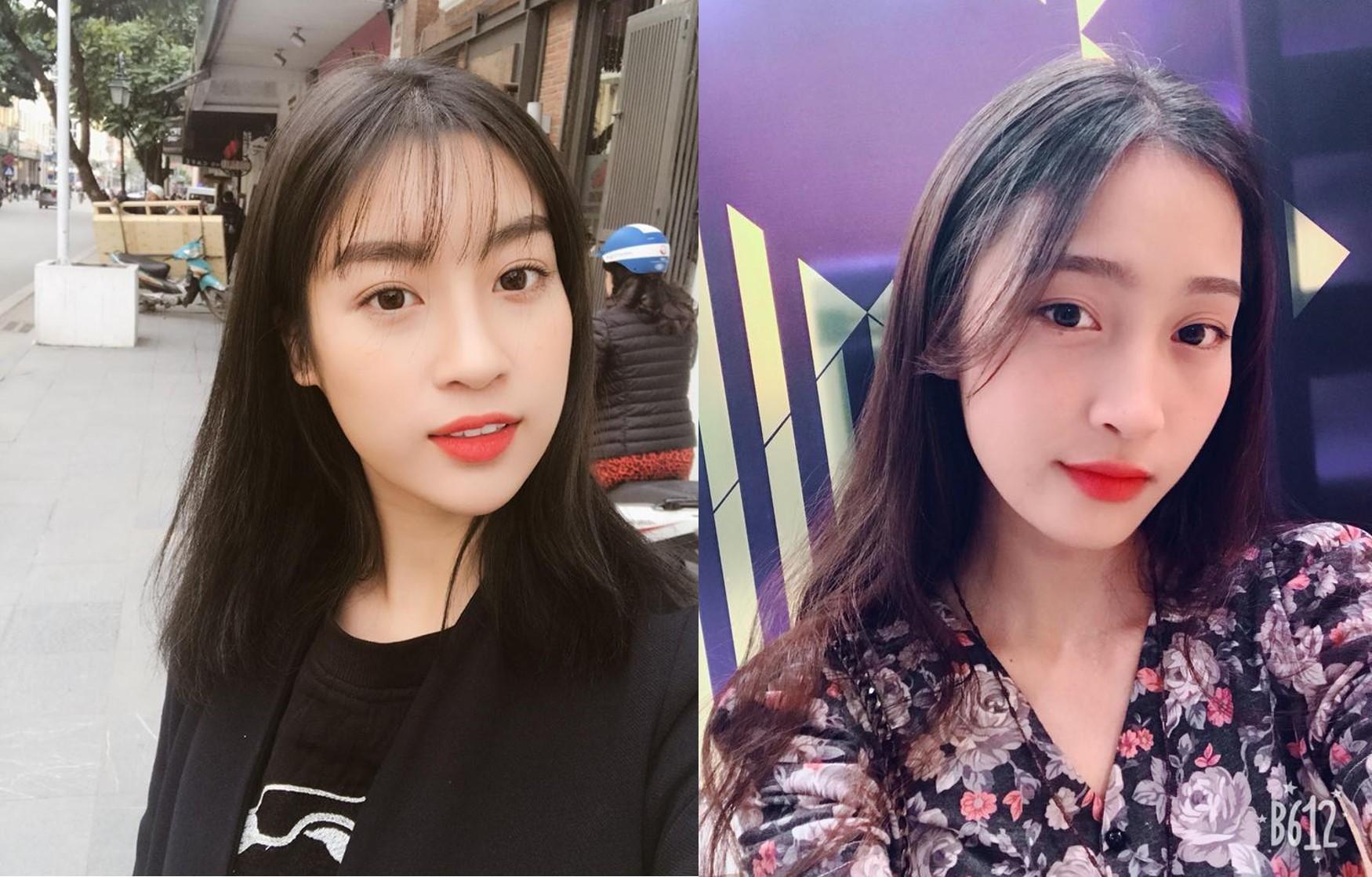 """""""Hot girl cover"""" gây ngạc nhiên vì nhan sắc giống hệt Hoa hậu Mỹ Linh - 1"""
