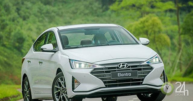 Bảng giá xe Hyundai Elantra 2019 lăn bánh - Liệu có sự bất ngờ trong tháng này?