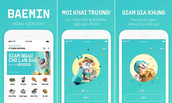 """""""BAEMIN"""" - dịch vụ giao đồ ăn từ Hàn Quốc chính thức gia nhập thị trường Việt Nam - 1"""