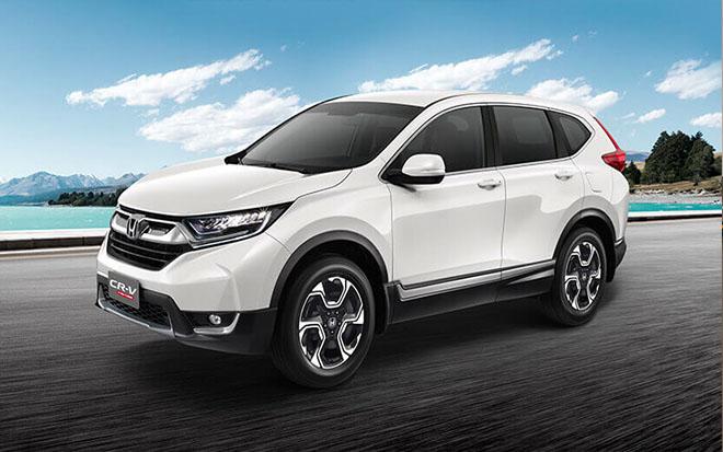 Bảng giá xe Honda CRV 2019 lăn bánh - Cuộc chiến phân khúc SUV chưa bao giờ kịch tính như vậy! - 1