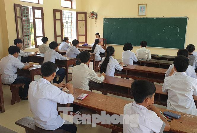 Cuộc đua lớp 10 công lập, thí sinh Hà Nam chịu áp lực ra sao? - 1