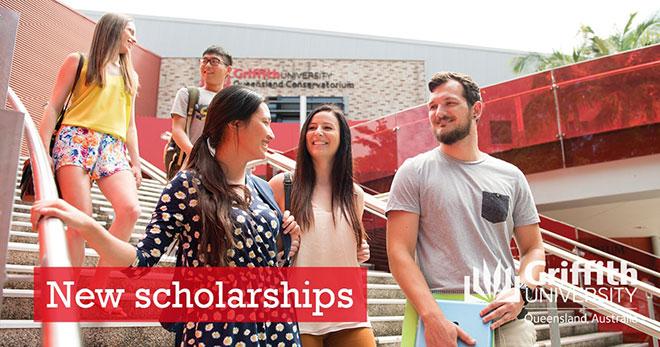 Học bổng đến 50% & nhân đôi cơ hội việc làm, định cư với Griffith University- Úc - 1