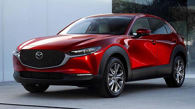 Mazda sẽ ra mắt dòng xe điện hoàn toàn mới vào năm 2020 - 1