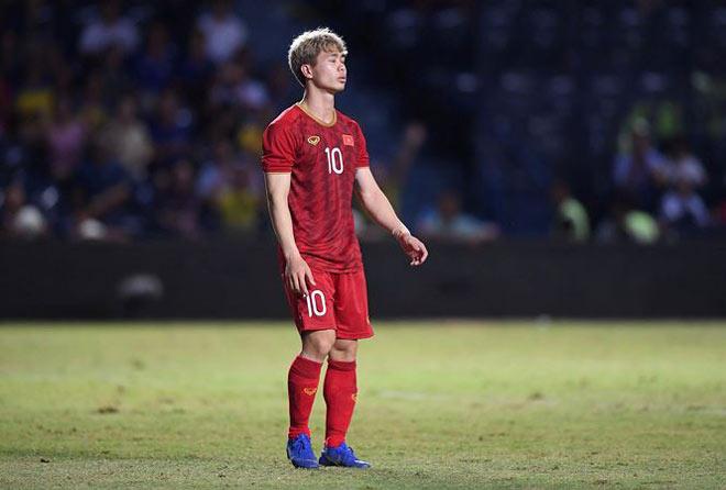Sau King's Cup, Công Phượng lo mất suất đá chính ở tuyển Việt Nam - 1