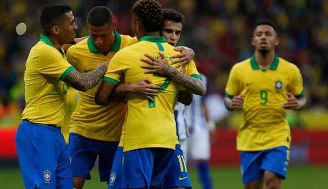 Brazil - Honduras: Chạy đà không Neymar, đại hủy diệt 7 bàn - 1