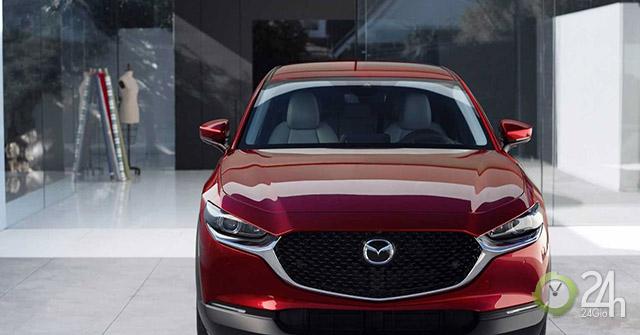 Mazda sẽ ra mắt dòng xe điện hoàn toàn mới vào năm 2020