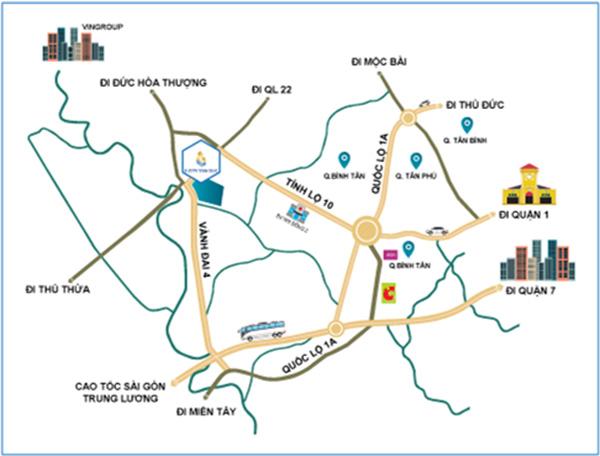 E.City Tân Đức: tối ưu trải nghiệm sống của cư dân - 1