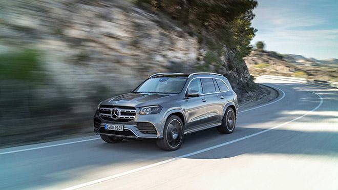 Mercedes-GLS 450 4MATIC thế hệ mới sắp trình làng, nhiều đột phá về thiết kế và công nghệ an toàn - 1