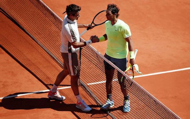 """Nadal đuổi 20 Grand Slam Federer: """"Siêu địa chấn"""" ngay 2019 được không? - 1"""
