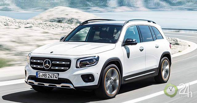 Mercedes-Benz ra mắt thêm mẫu xe 7 chỗ GLB với nhiều cải tiến về động cơ và hai tuỳ chọn nội thất