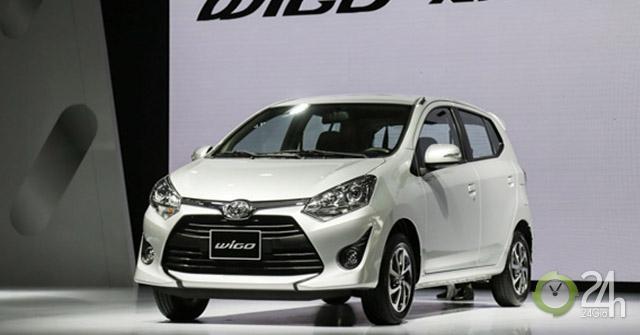 Bảng giá xe Toyota Wigo 2019 lăn bánh - Cuộc chiến với Honda Brio vừa trình làng Việt Nam