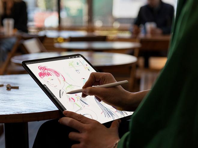 Với iPadOS, bút Apple Pencil dư sức giúp iPad thay thế máy tính xách tay - 12
