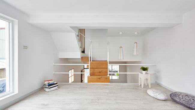 ...căn nhà luôn mang đến cảm giác thoáng rộng, hiện đại và tiện nghi.