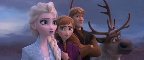 Frozen 2 tung trailer sau 6 năm phần 1 đạt doanh thủ 1,2 tỷ USD - 1