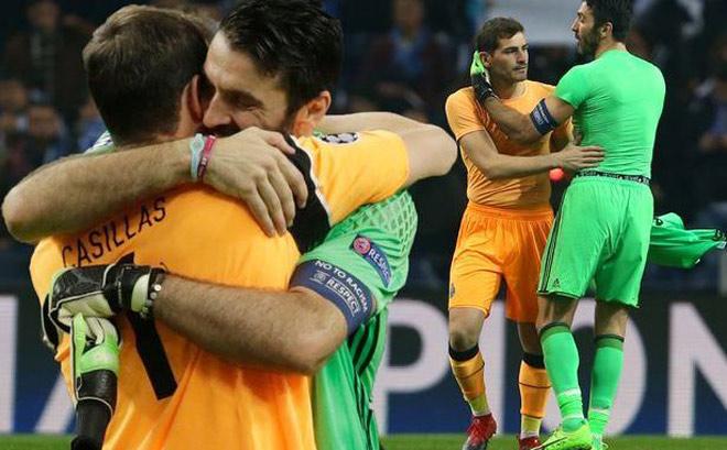 Chuyển nhượng HOT 12/6: Rời PSG, Buffon được mời sang Porto thay Casillas - 1