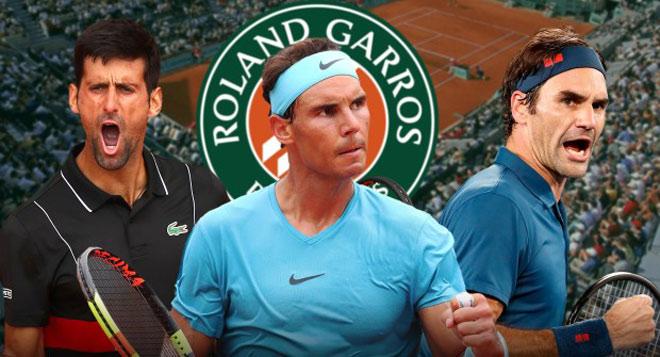 """Số 1 tennis 2019: Djokovic """"oằn mình"""", Nadal - Federer chờ lật đổ choáng váng - 1"""