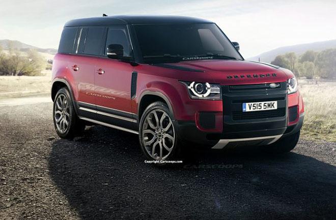 Land Rover Defender thế hệ mới hoàn thành thử nghiệm nghiêm ngặt ở Kenya - 1