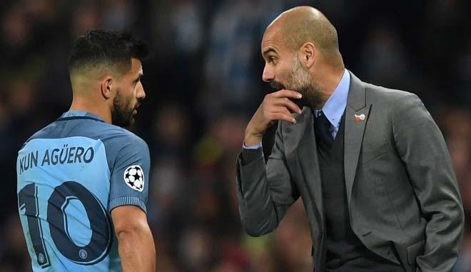 Tin HOT bóng đá tối 12/6: Rò rỉ tin Aguero bất mãn với HLV Guardiola - 1