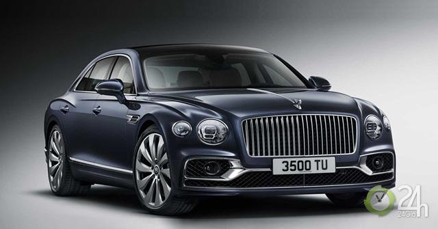 Bentley Flying Spur 2020 sắp trình làng, dự đoán là đối thủ trực tiếp của Mercedes-Maybach