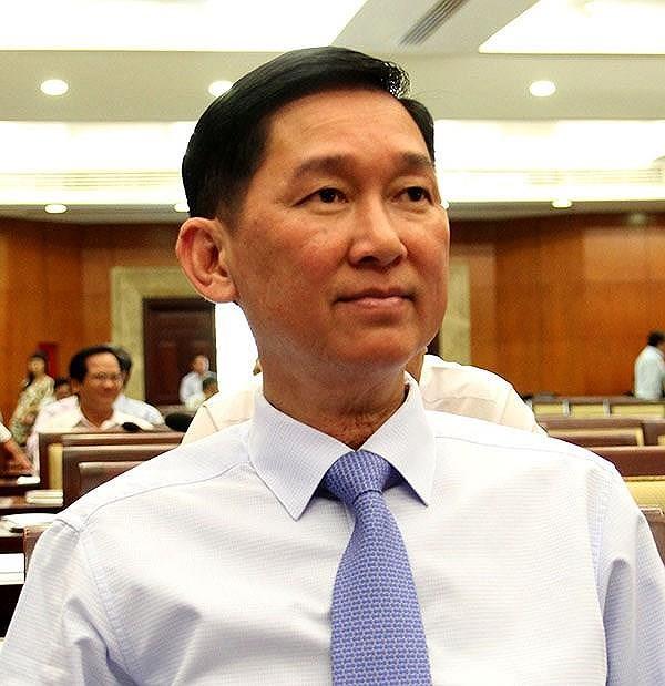 Ông Trần Vĩnh Tuyến thôi phụ trách mảng đô thị - 1