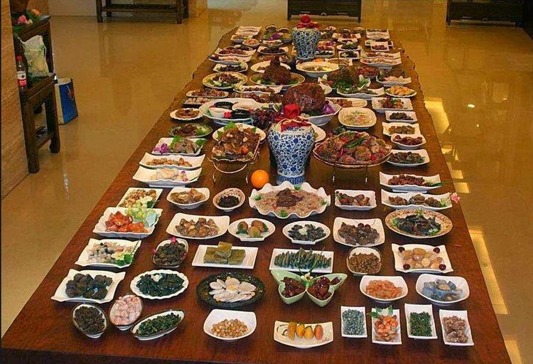 Các bữa tiệc của hoàng gia Trung Hoa sang trọng đến mức nào - 3