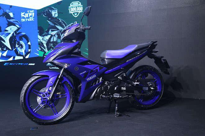 Yamaha Exciter 155 2019 hoàn toàn mới sắp ra mắt, thay thế Exciter 150 tiền nhiệm? - 1