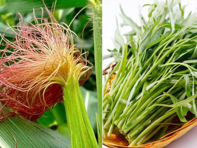 Bài thuốc chữa bệnh tuyệt vời từ rau muống